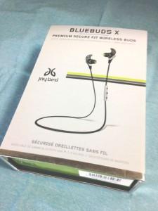 Jaybird BlueBuds X パッケージ