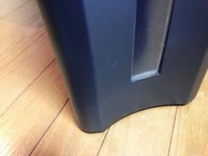 シュレッダー 家庭用monicaモニカマイクロシュレッダー 汚れ