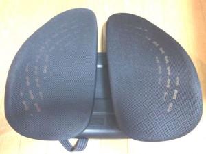 腰痛対策 ツインバックサポーター