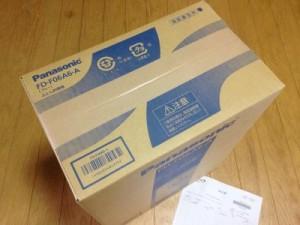 パナソニック布団乾燥機FD-F06A6箱