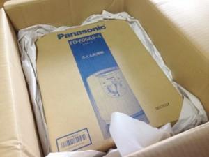 パナソニック布団乾燥機FD-F06A6梱包開封