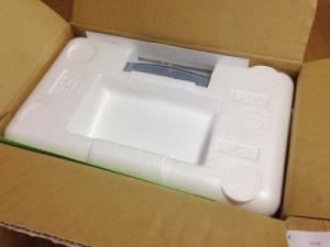 パナソニック布団乾燥機FD-F06A6箱開封