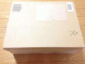 資生堂アデノバイタルシャンプー梱包箱