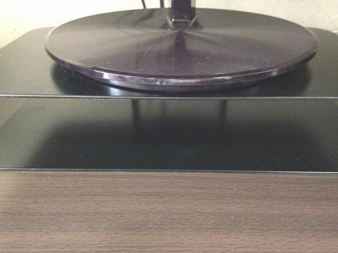 パソコンモニター台 使用例
