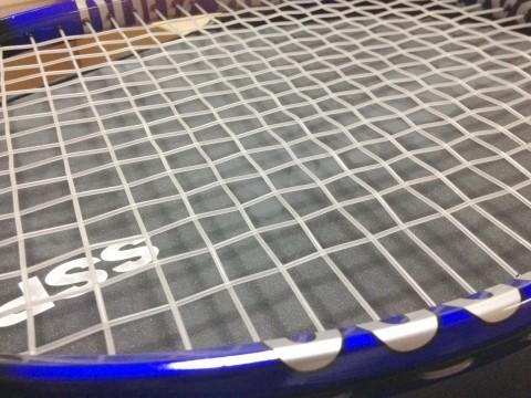 安い硬式テニスラケット カイザー(kaiser)「KW-928」ガット