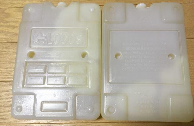 ロゴス保冷剤 氷点下パック600g 本体