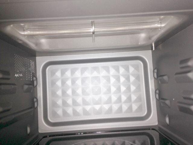アイリスオーヤマMO-F1801 内部上画像