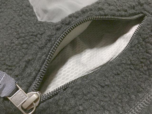 メンズ レトロX XSサイズ 下のポケット内部