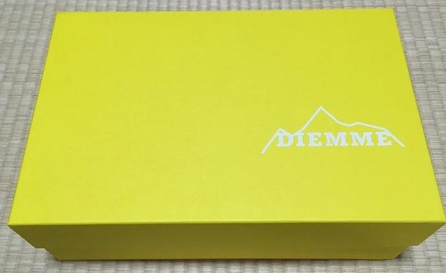 ディエッメ MOVIDAの箱