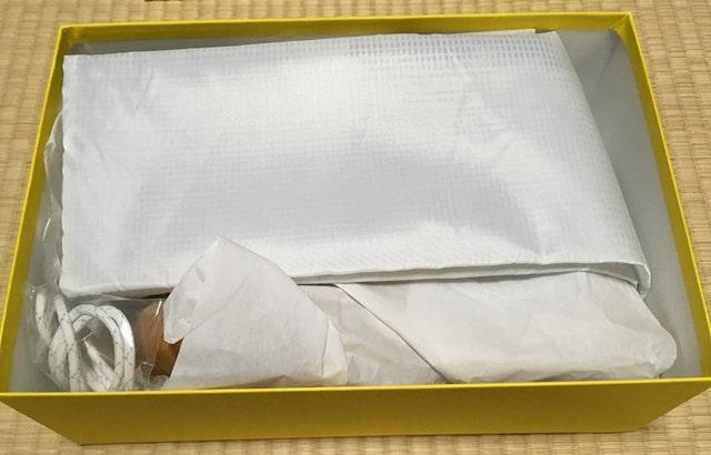 ディエッメ MOVIDAの箱開封