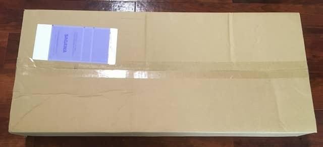 バボラ ピュアドライブ2021の梱包