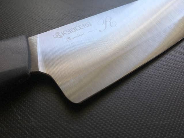 京セラ ファインセラミック包丁の刃