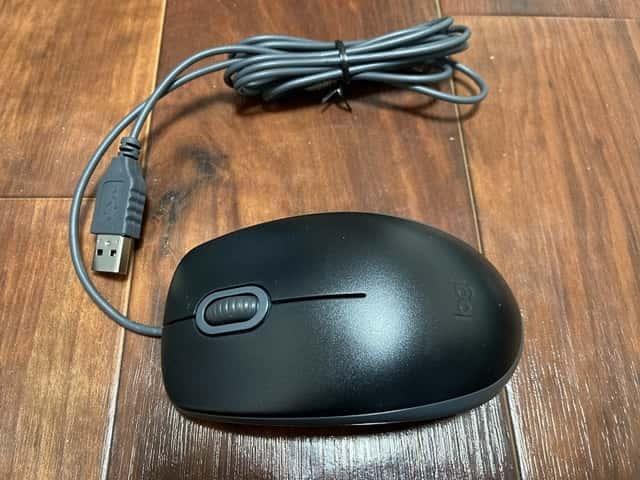 静音マウス アップ画像