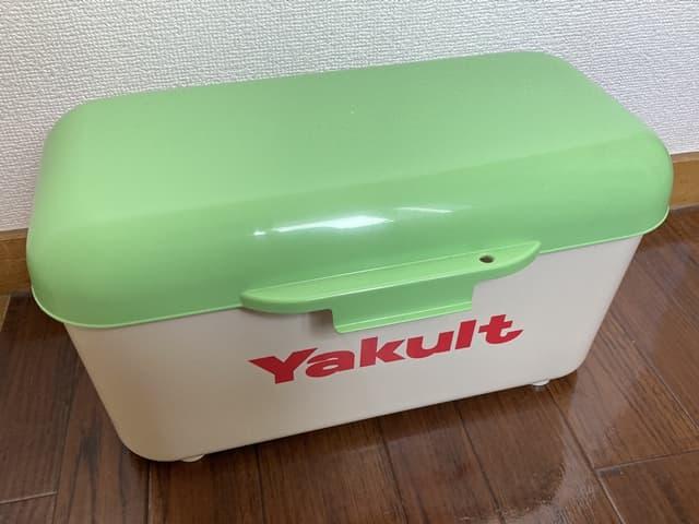 ヤクルト1000保冷ボックス