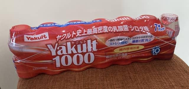 ヤクルト1000 7本セット